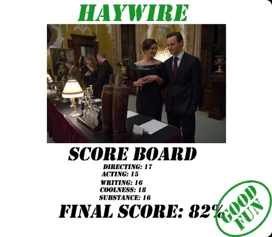 82 Haywire